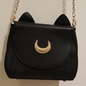 Handbags - Sailmoon Luna Cat Purse